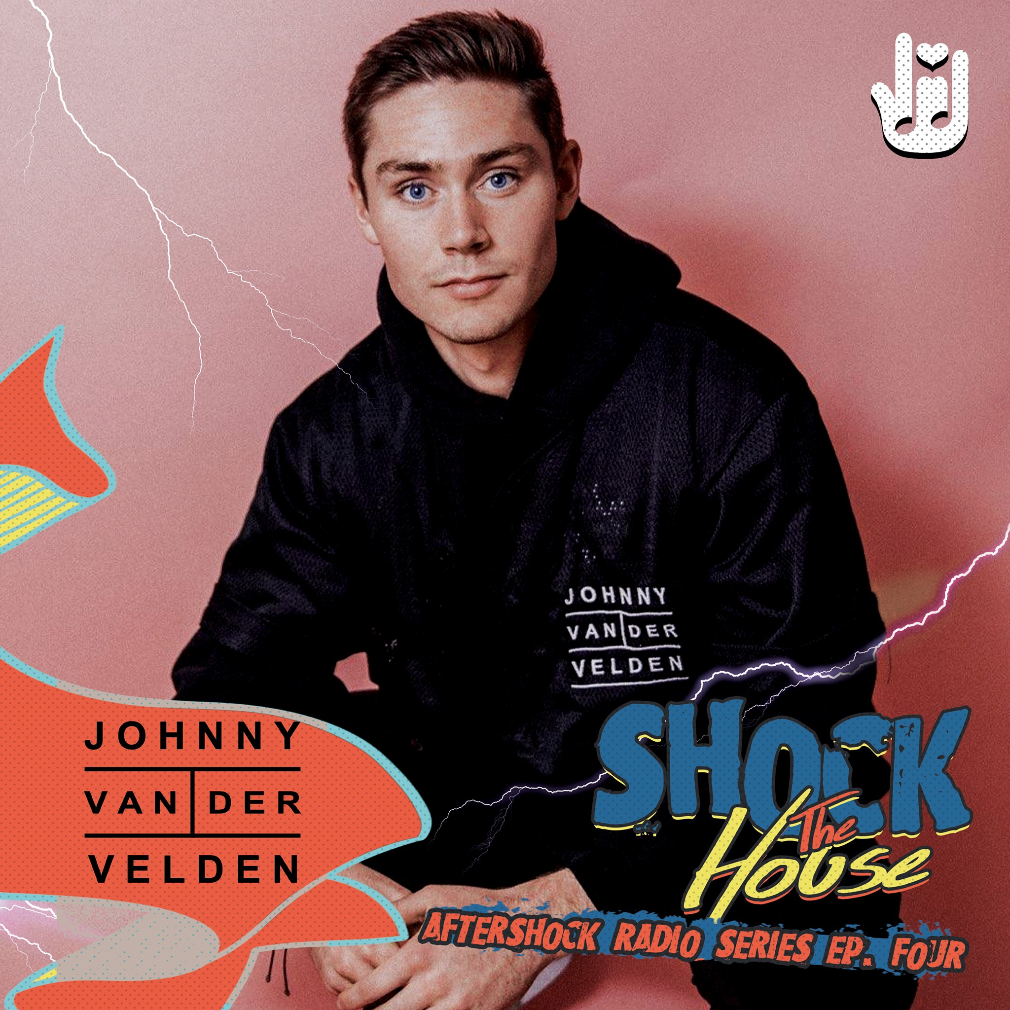 Johnny Van Der Velden Shock the House