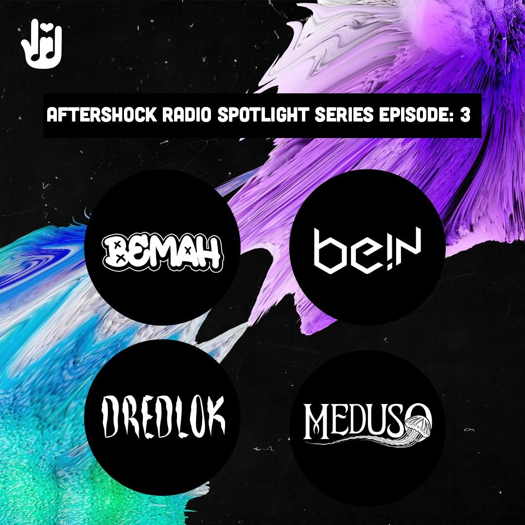 Radio Series Bass Brigade Vol 1 Lineup