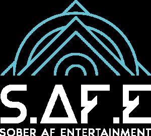 SAFE White Logo